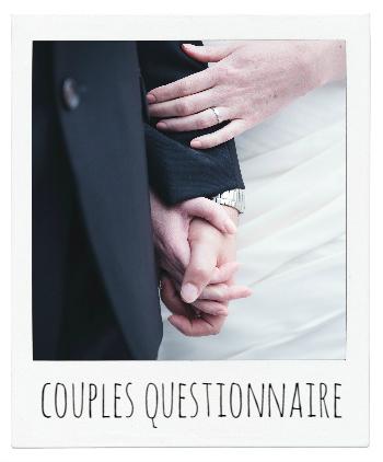 Couples Questionnaire