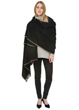 Merino Blanket Scarf