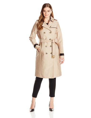Vera Wang Trench Coat