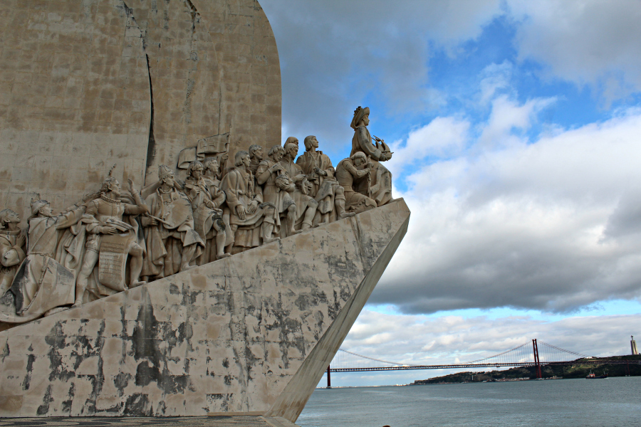 Lisbon Monument of the Discoveries