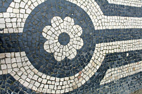 Lisbon Street Tiles