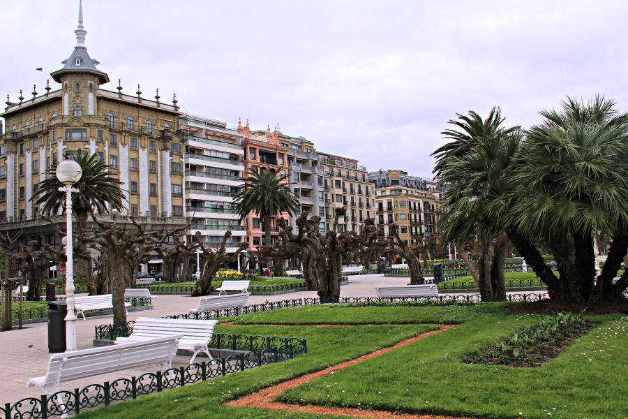 Elope to San Sebastian