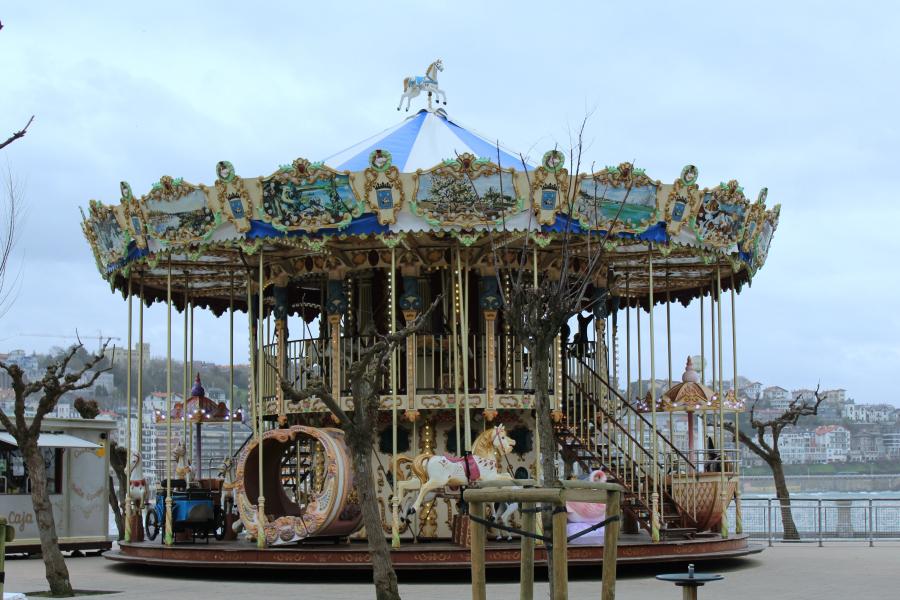 San Sebastian Carousel
