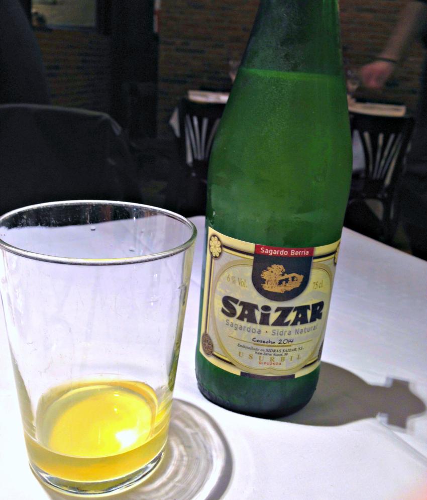 Saizar Cider