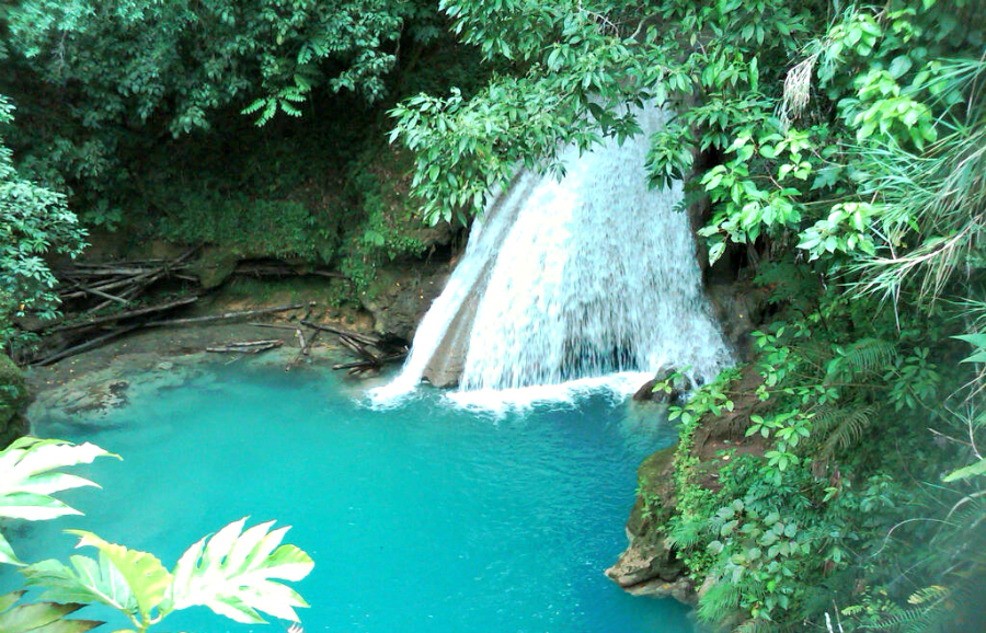 Irie Hole Water Fall