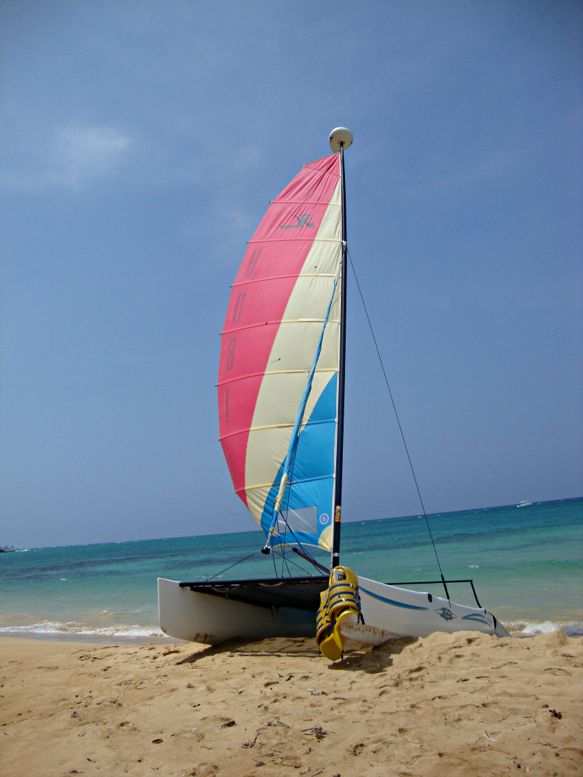 Ocho Rios Catamaran