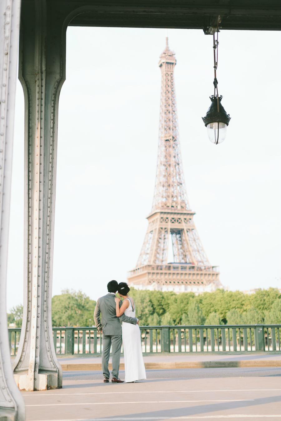 Paris Elope Eiffel Tower