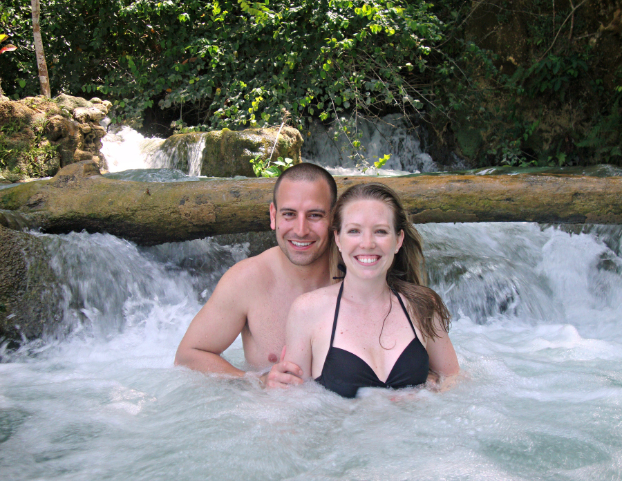 Elope at Laughing Waters in Ocho Rios
