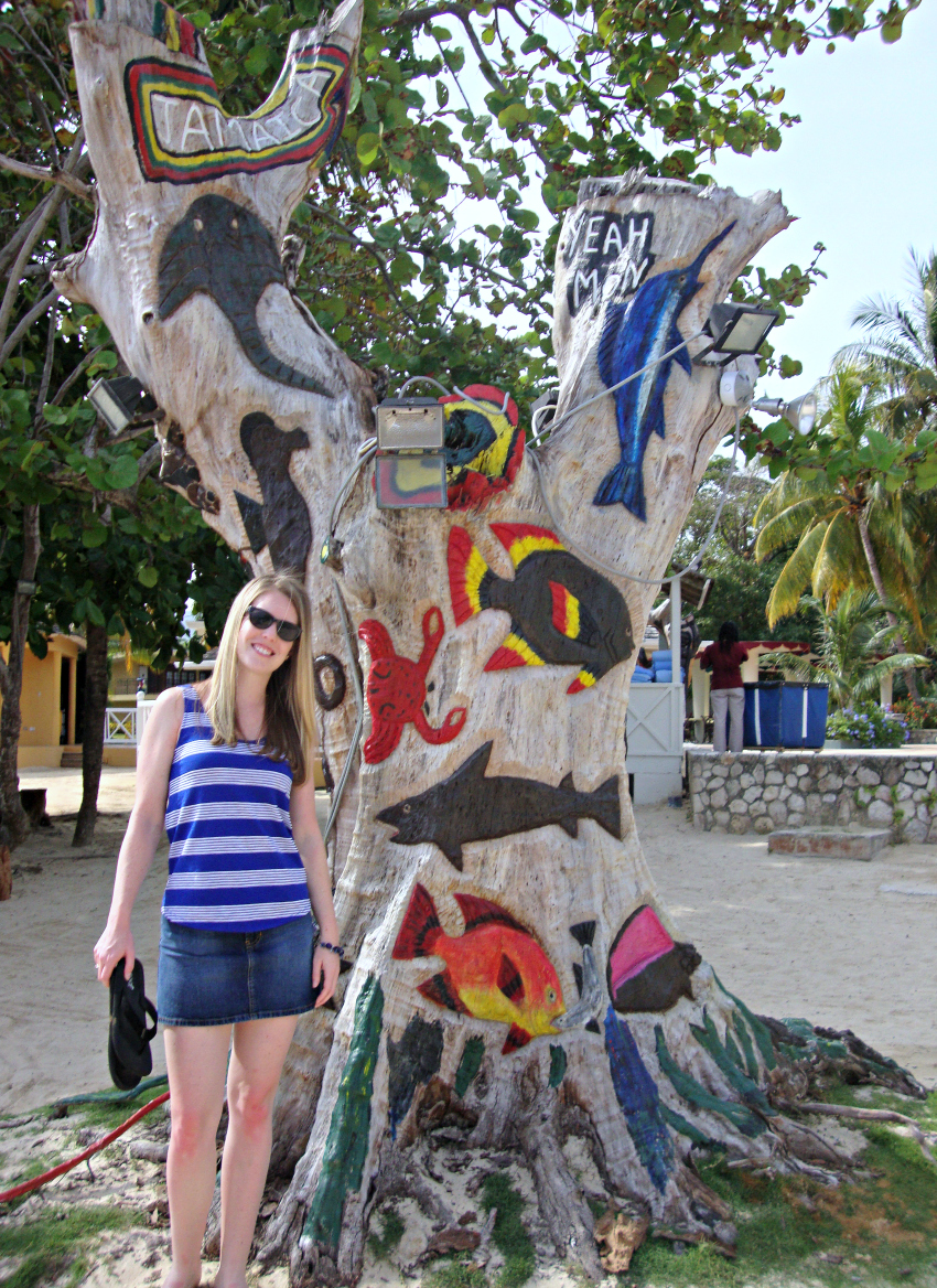 Jewel Dunn's River Resort Tree